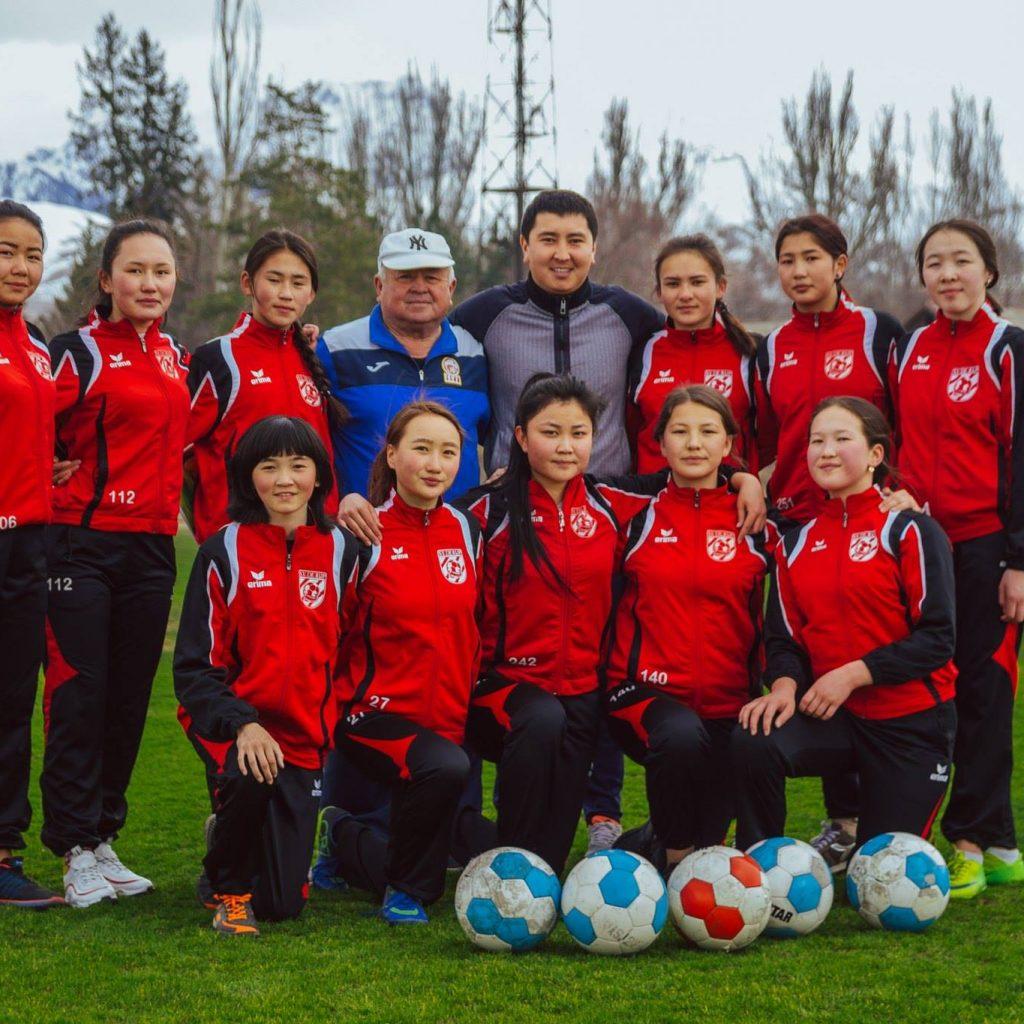 Voetbal Karakol