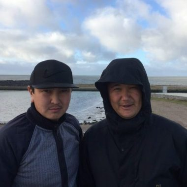 Kirgizische gidsen in Nederland