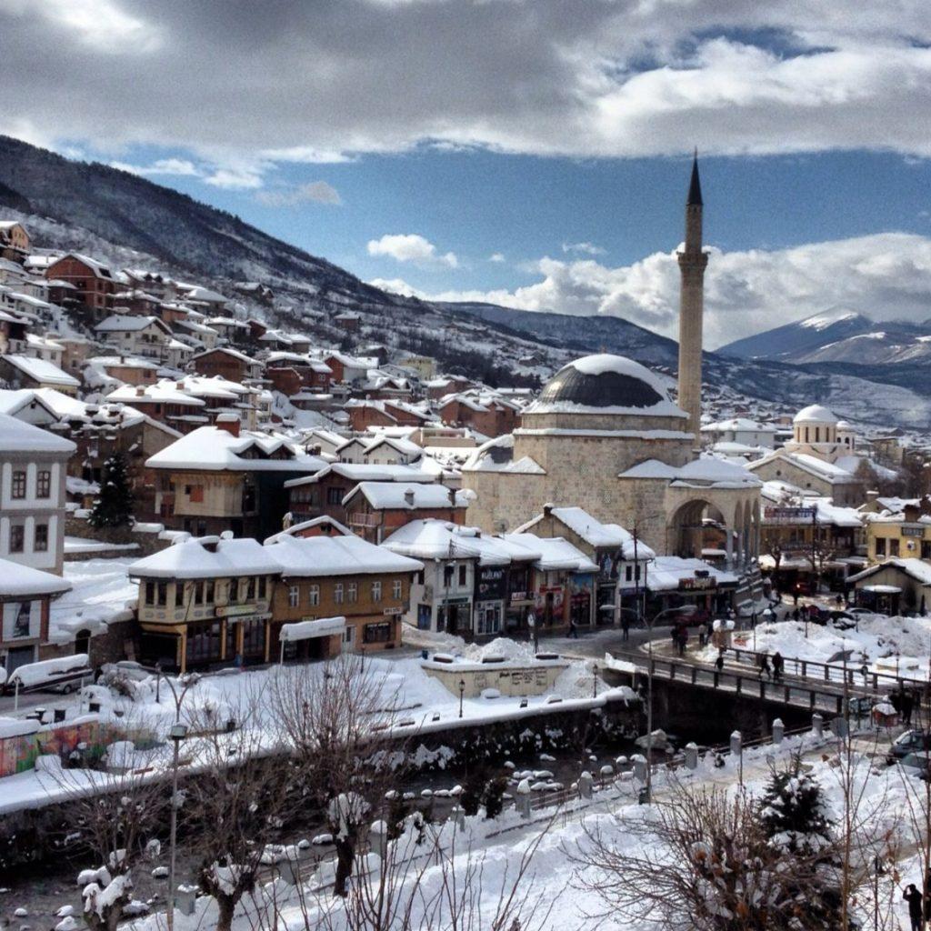 Avontuurlijke wintersport in Servië en Kosovo