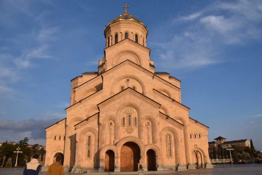 Sameda kerk in Tbilisi