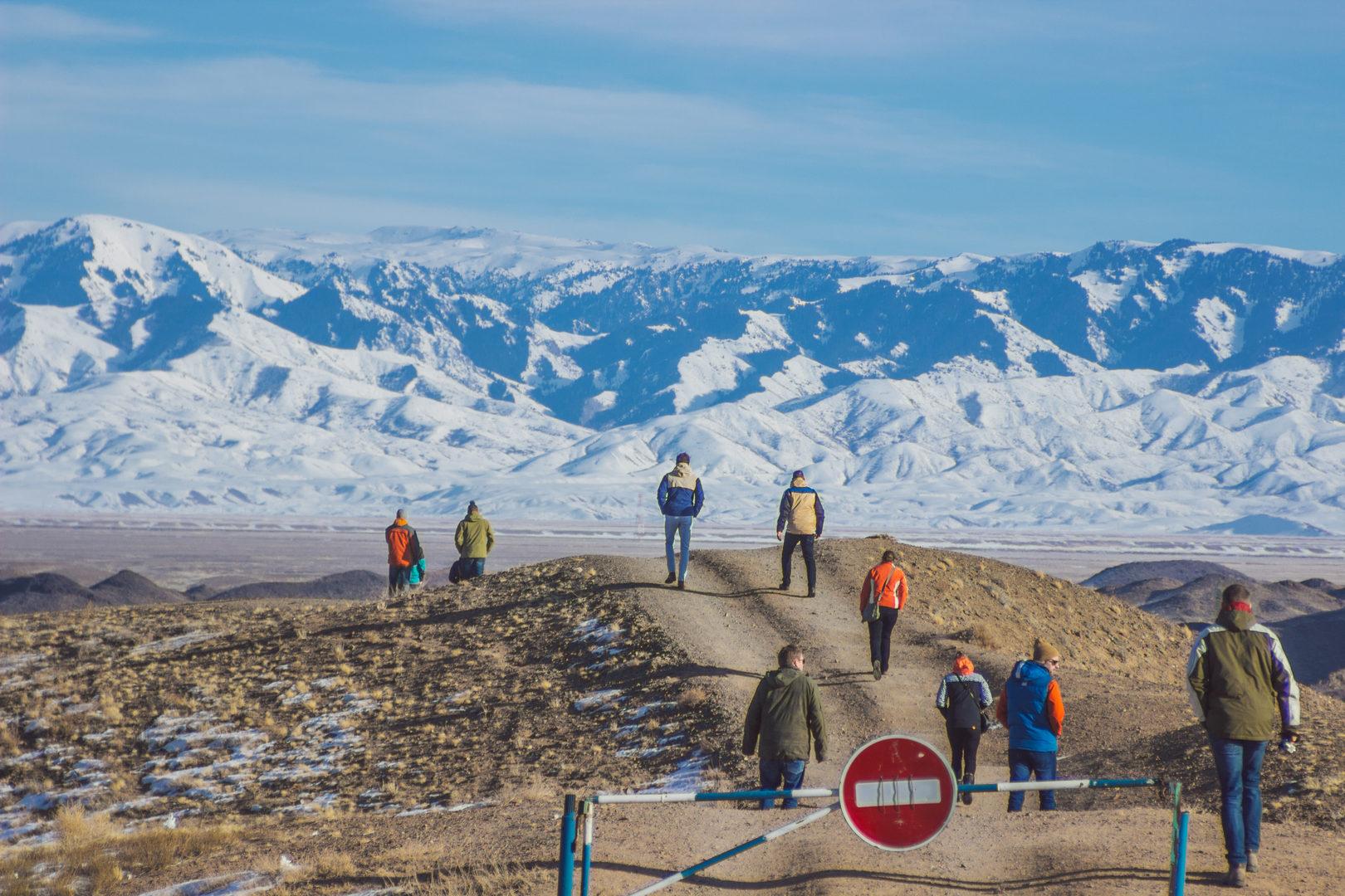 View Bergpas Kazachstan