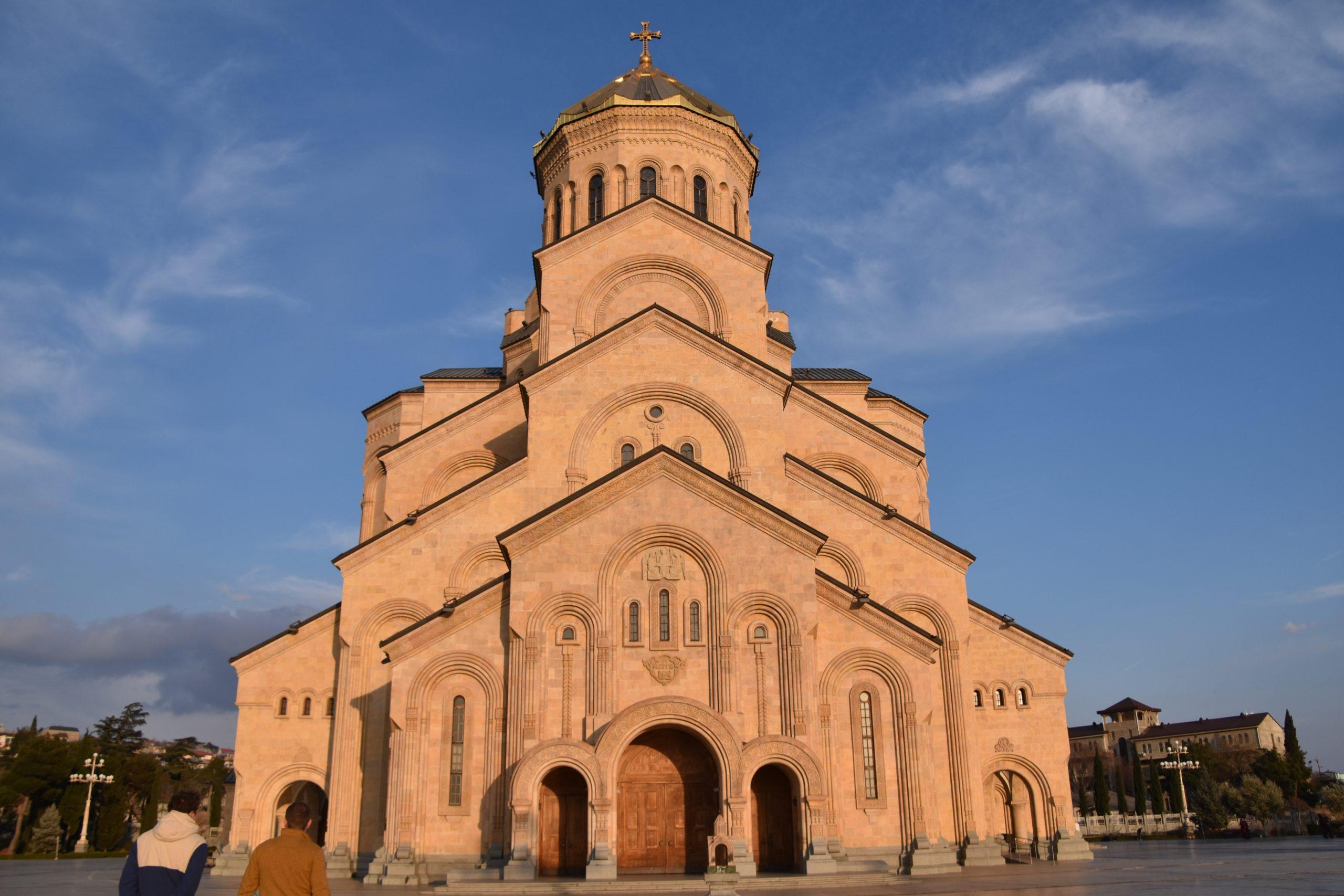 Sameda kerk Tbilisi