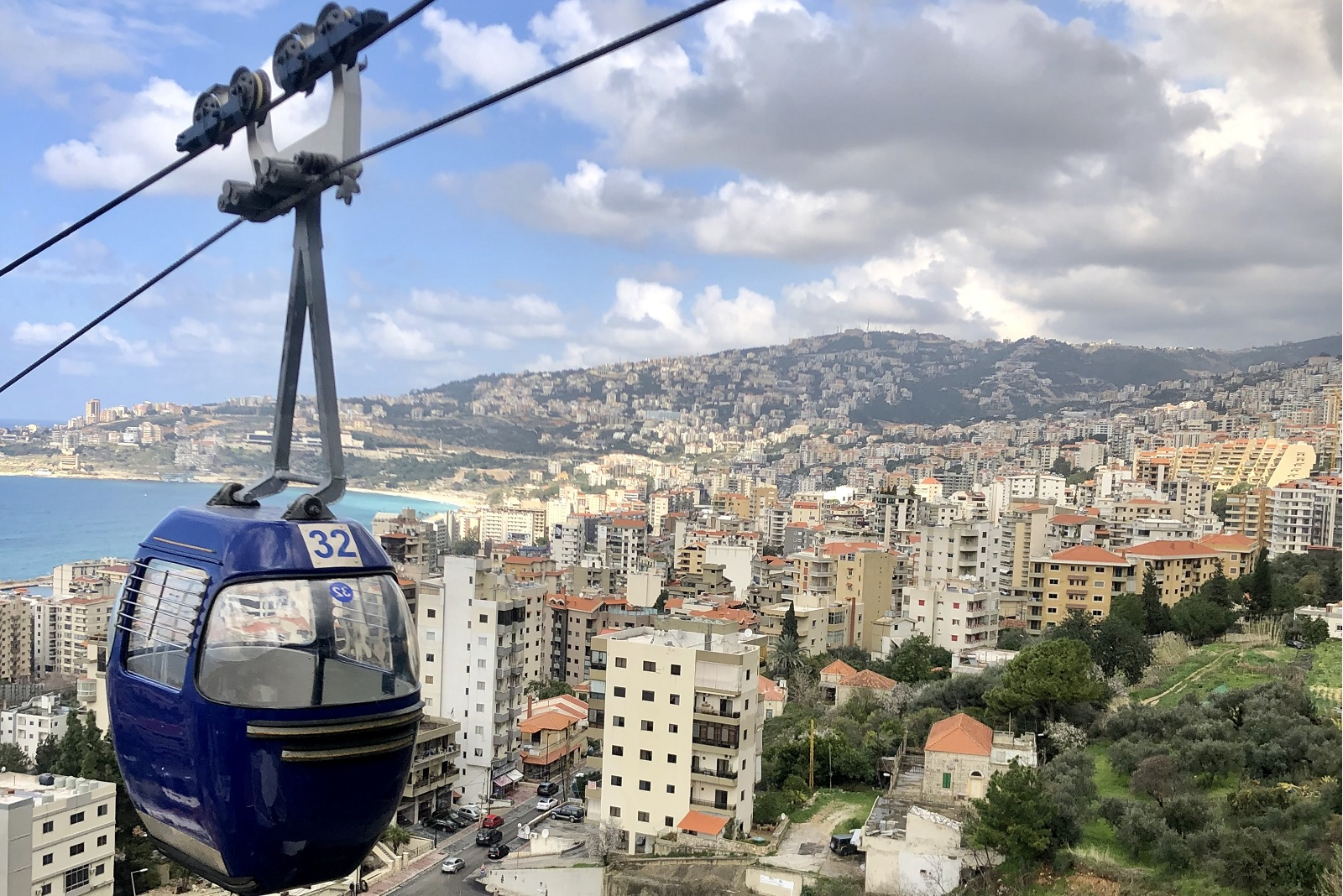 Telepherique Jounieh