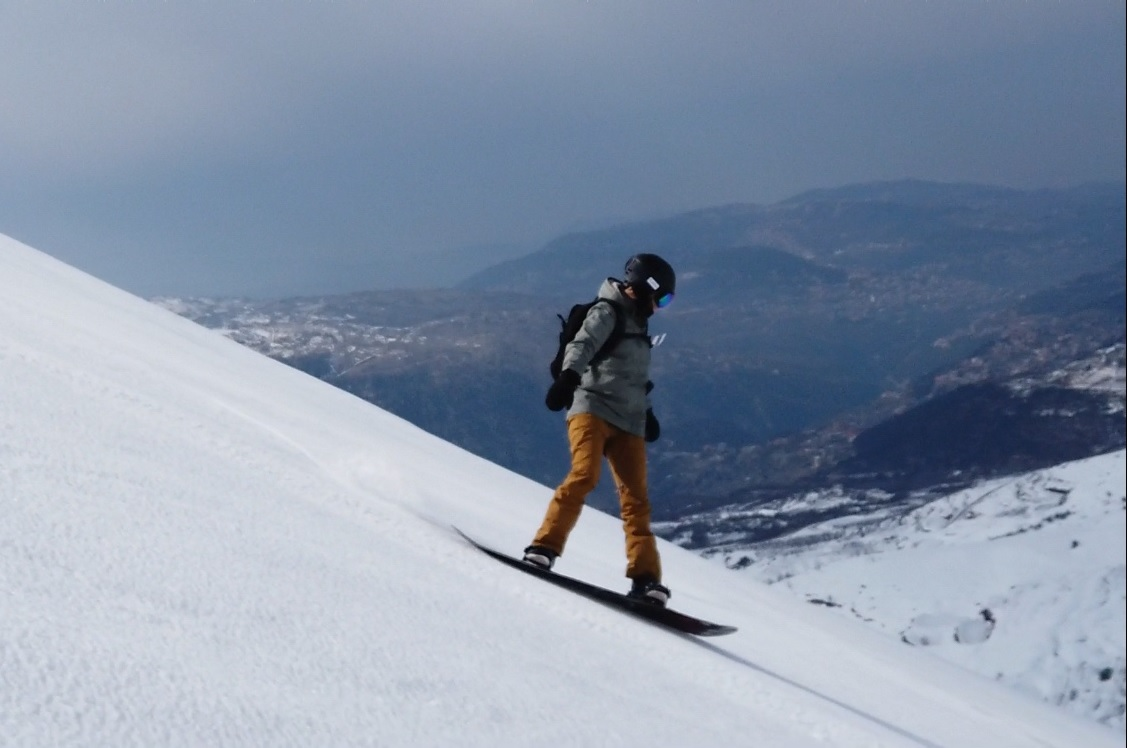Wintersport Libanon
