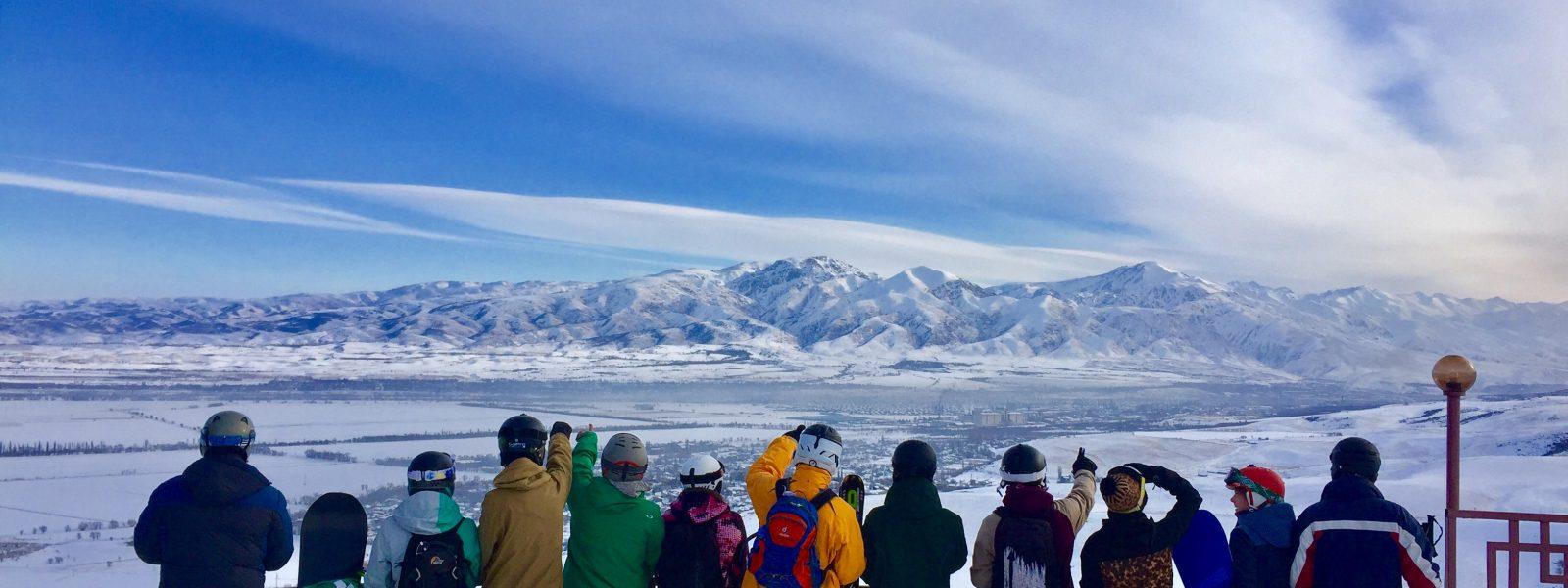 Shymbulak Ski
