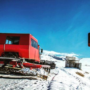 Cat Ski Jyrgalan Kirgizië