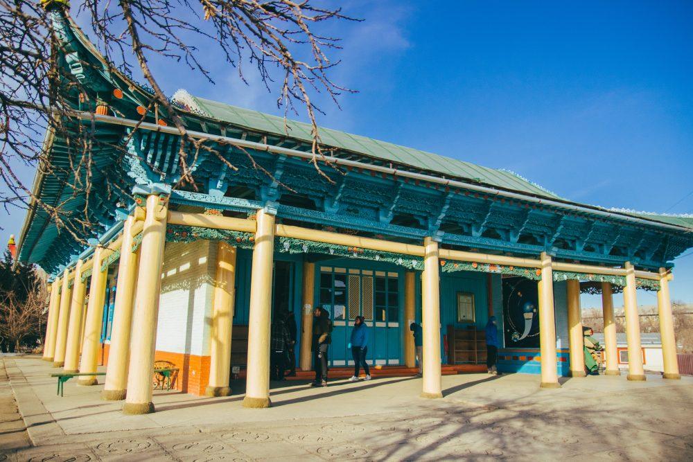 Dungan Moskee Karakol