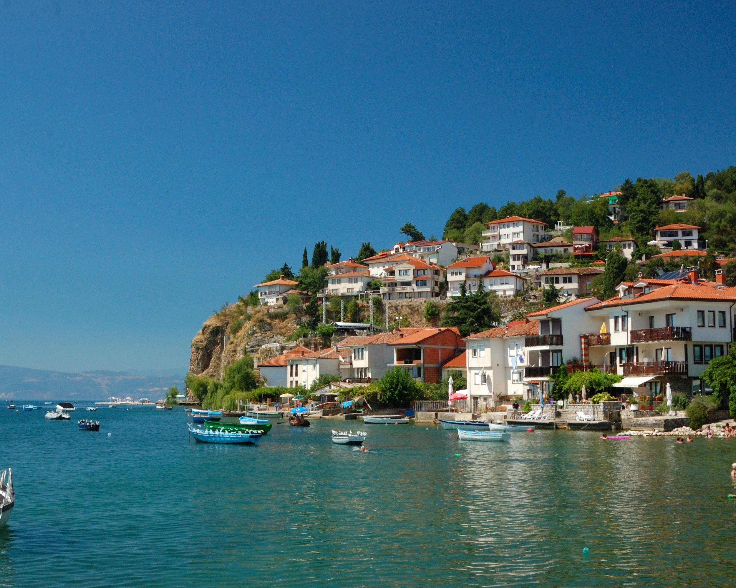 Ohrid Town, N-Macedonië