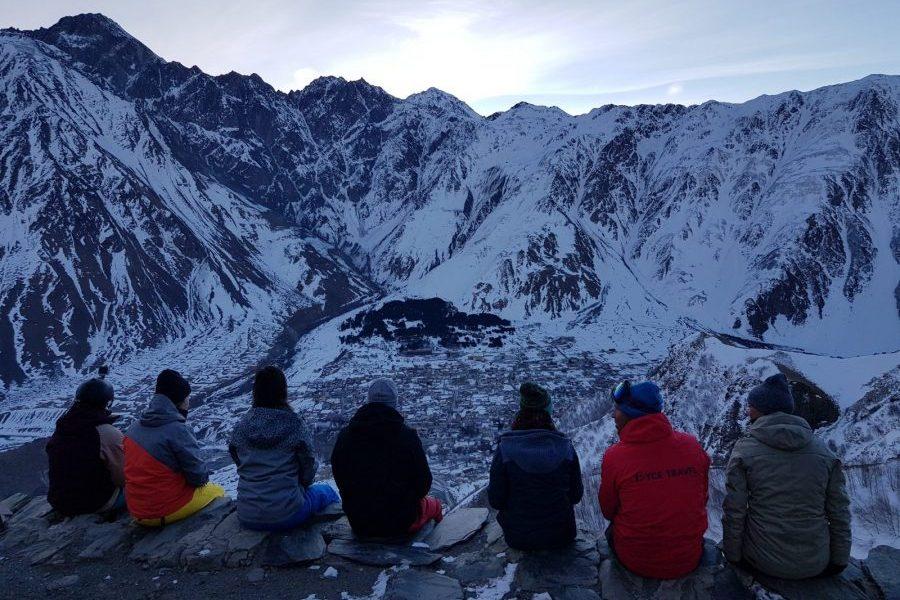 Ski Gergeti