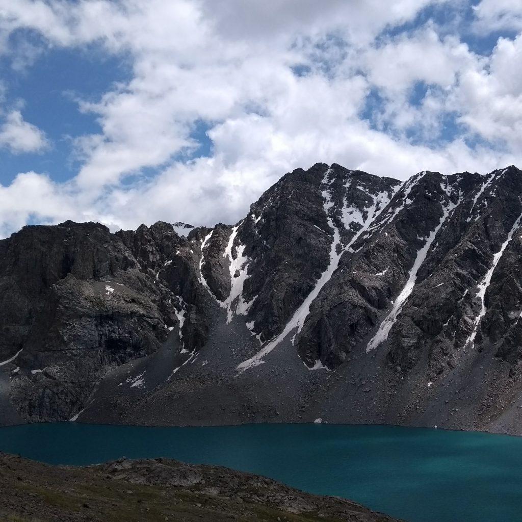 Ala Kul lake