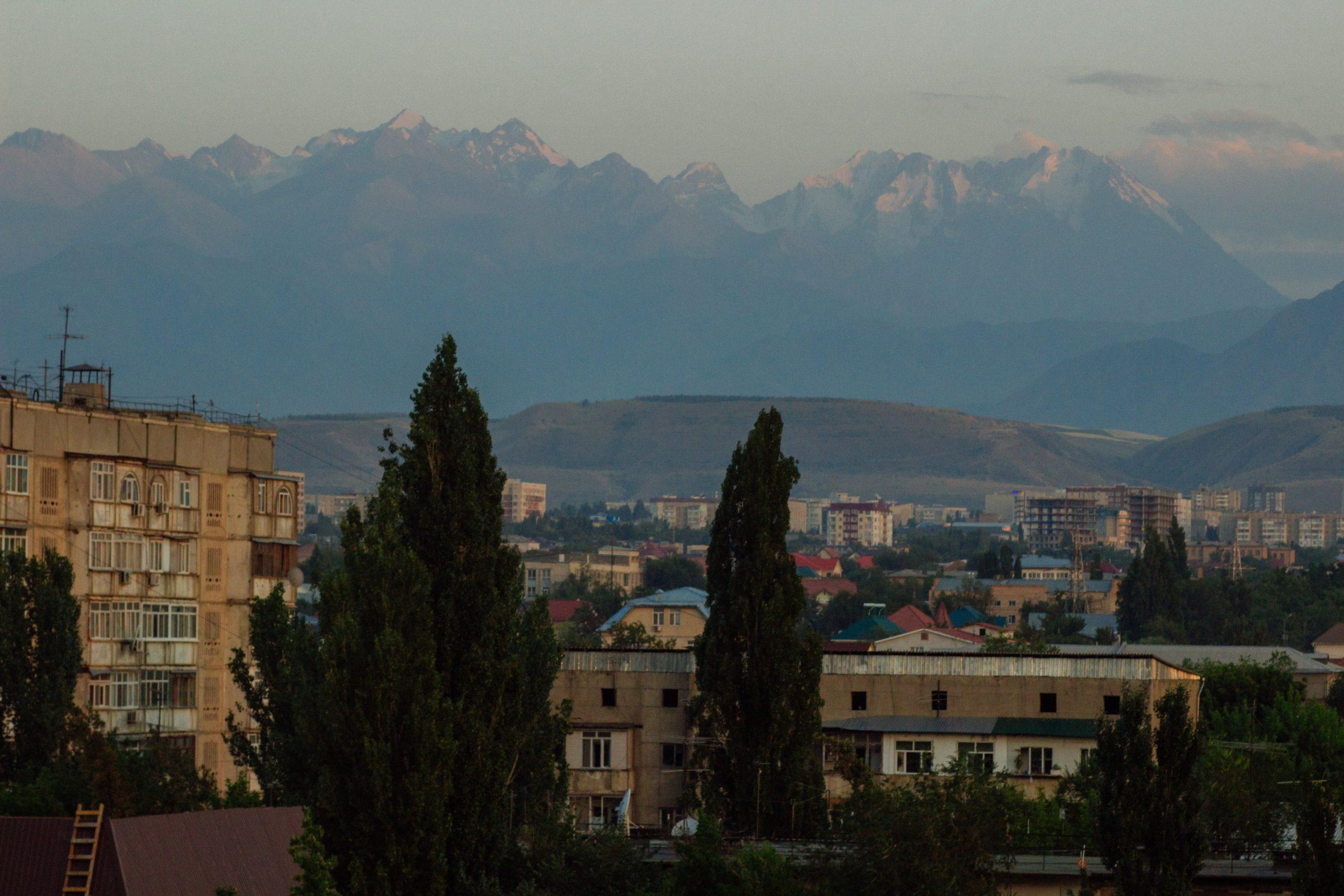 Bishkek stad