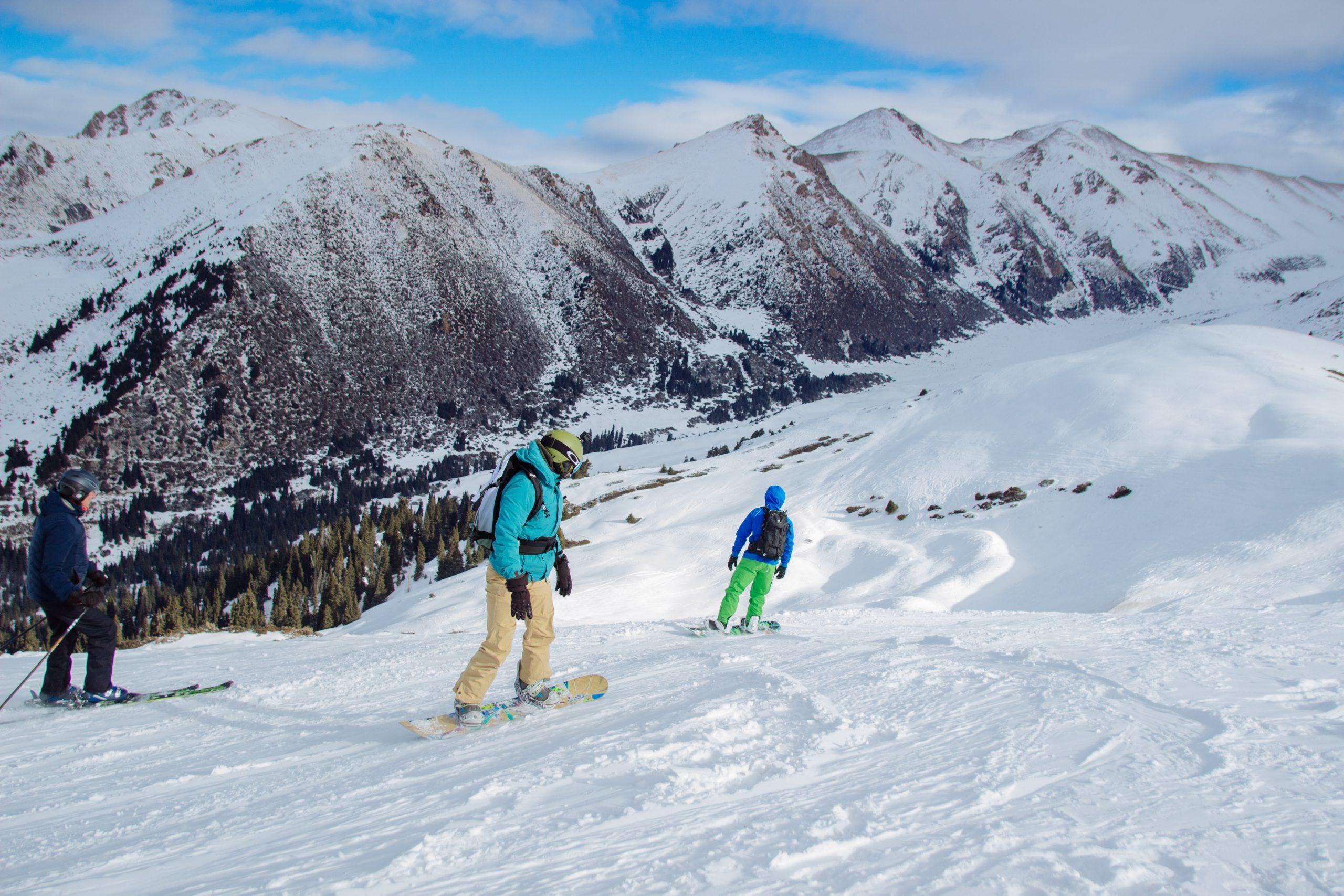 Karakol skigebied
