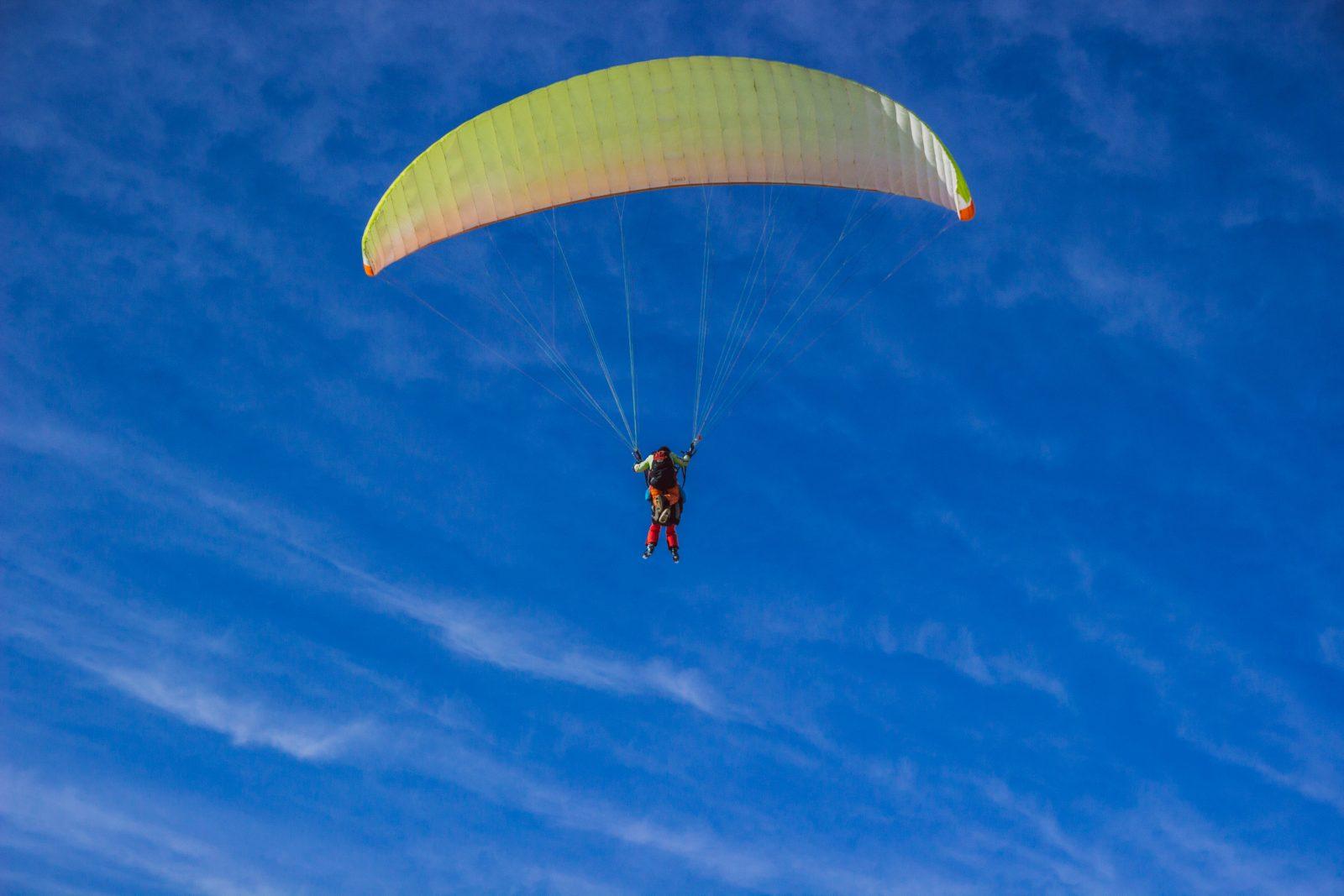 paragliding karakol