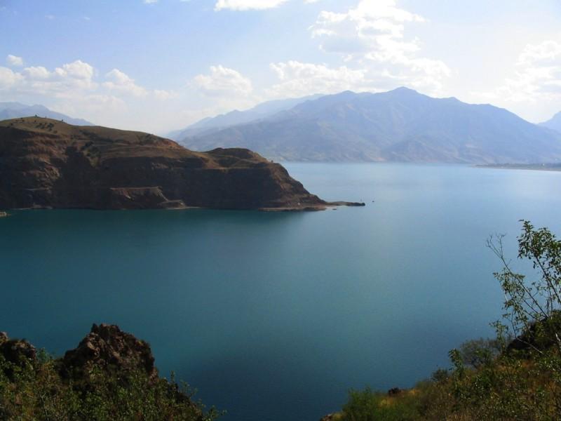 Charvak meer