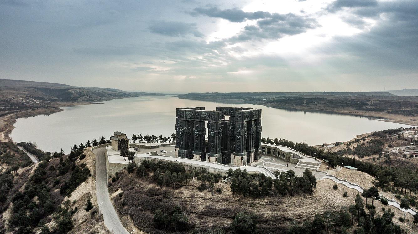 Tbilisi reservoir Chronicles of Georgia