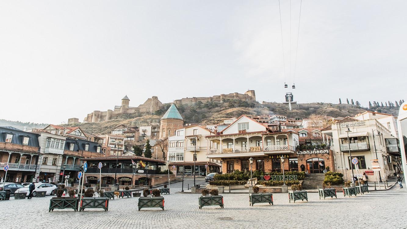 Meidan Square Tbilisi