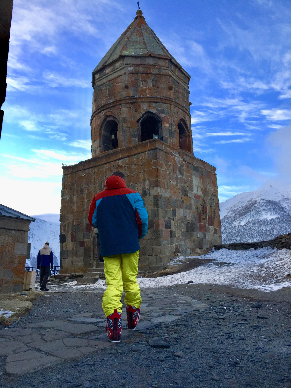 Gergeti kerk