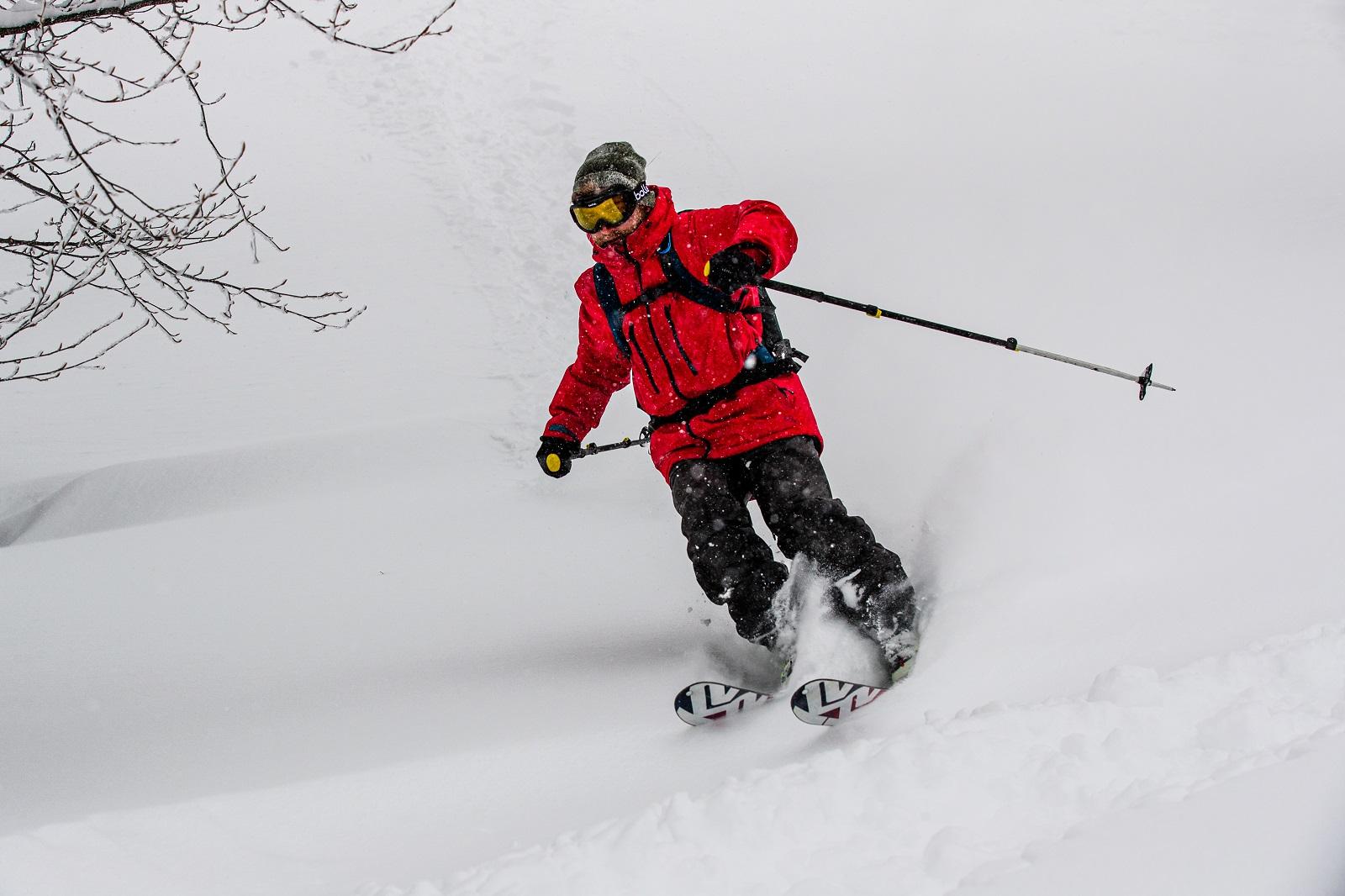 Tornike Matsaberidze ski