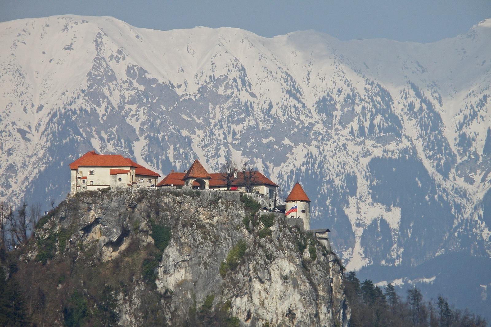Lake Bled ski