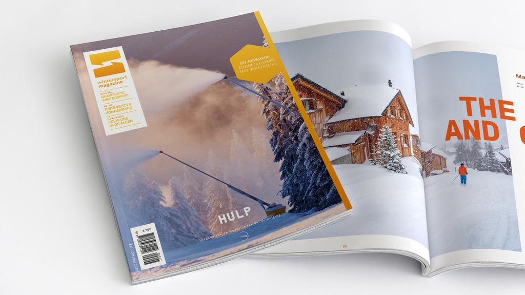 Wintersport Magazine interview
